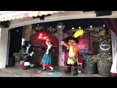 Dance For The Magic Christmas Beans HD Universal Studio Singapore 25/12/2018