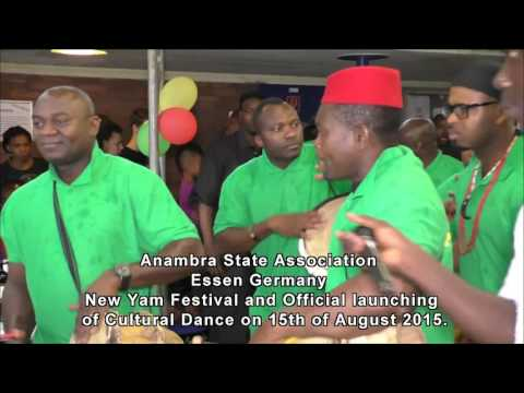Anambra State Asssociation A.S.A Essen Germany B