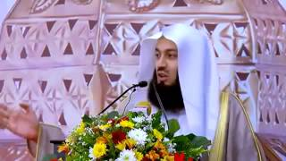 The Cry From the Masjid by Mufti Menk