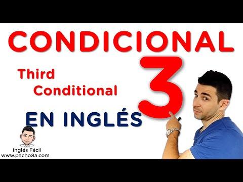 Que es second conditional en ingles