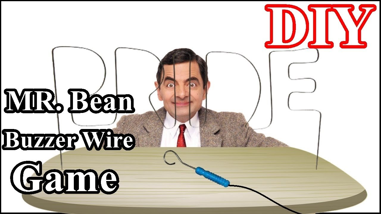 Making A Wire Loop Game Ks2 Center Honeywell 18 5 Thermostat Gauge Conductor 25039 Ebay How To Make Buzzer At Home Diy Mr Bean S Rh