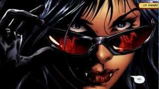 SECTION X FANTASY FIGHT-(Vampirella Vs Vertigo)