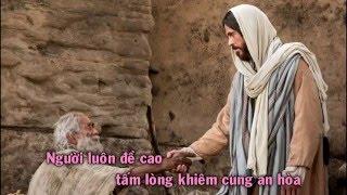 [Karaoke]  Hãy Chúc Tụng Chúa -  Những bài hát về Thiên Chúa