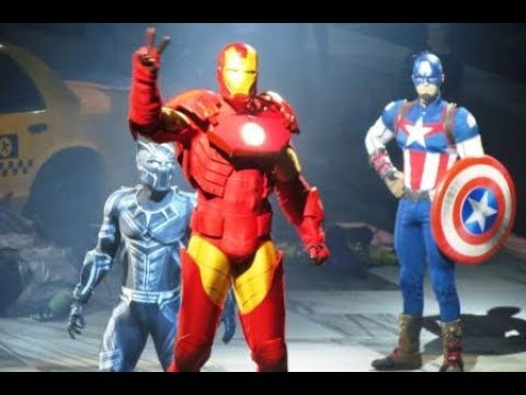 MARVEL UNIVERSE LIVE!: AGE OF HEROES