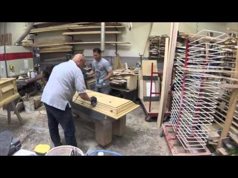 Building a Casket