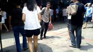 バンコク ウィークエンドマーケット (Chatuchak Weekend Market -Bangkok)