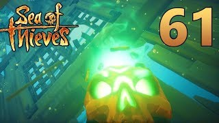 [61] Treasures Above And Below The Sea!!! (Sea Of Thieves Gameplay PC)