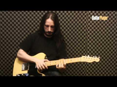 Guitar Player Brasil - Edição #214 - Richie Kotzen por Alexandre Spiga