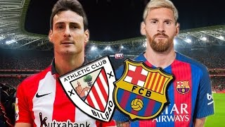 match athletic bilbao vs fc barcelona la liga 28 08 2016