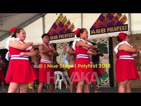 Tamaki College Niue Group 2018