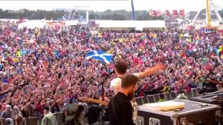 Twin Atlantic - Yes, I Was Drunk - Live at T In The Park 2014 [HD]