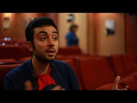 Arab Arthouse Cinema Workshop   Beirut 2014