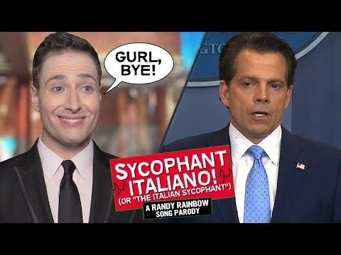 THE SYCOPHANT ITALIANO 👋🏻🇮🇹 -...