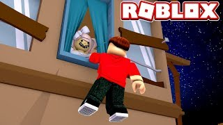 ESCAPE THE EVIL HAUNTED HOUSE IN ROBLOX! (Roblox Adventures RedHatter)