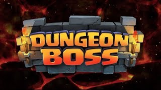 Little Lizard Games - DUNGEON BOSS - CREATING A GUILD!