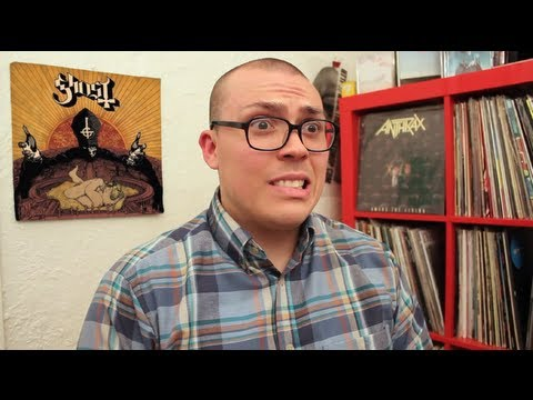 Ghost - Infestissumam ALBUM REVIEW
