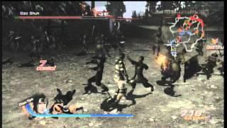 [XBOX360] Dynasty Warriors 7: Zhao Yun - Hu Lao Gate (Chaos)