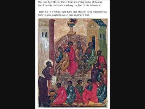 Jesus is black Roman Cathlics lied about the ethnic background of the Hebrews !!!!!