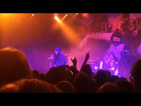 Hardcore Superstar - Because Of You@Trädgårn 2013-03-16 Gothenburg Sweden mp3