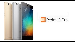 Redmi 3 Pro Review & Unboxing [Greek](Αν σας άρεσε χτυπήστε ένα Sub,Like,Comment ;) Links προϊόντων: Redmi 3 Pro (Μόνο το Gold) με το κουπόνι RMI3PGolden ακόμα πιο φτηνά:..., 2016-07-05T08:26:04.000Z)