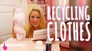 Recycling Old Clothes - Xiaxue