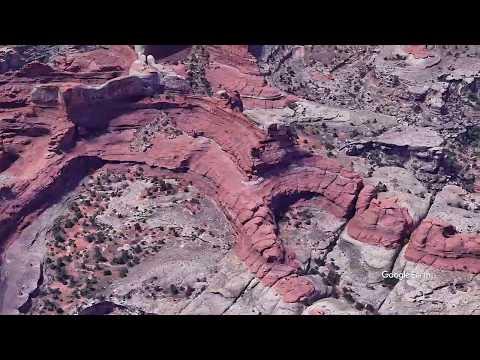 Карта будущего или новый формат Google Earth