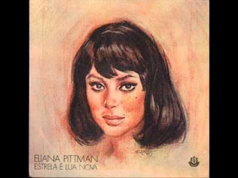 "Álbum ""Estrela é Lua Nova"" (1969) de Eliana Pittman"