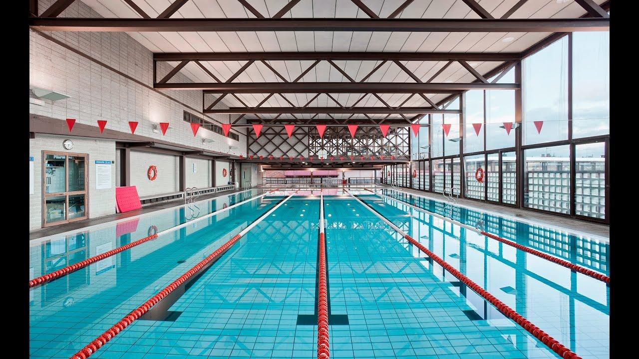 As es el CDM Escuelas de San Anton tu gimnasio con piscina en el centro de Madrid  YouTube