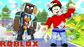 SHOW ME THE MONEY - Cash Grab Simulator - Roblox gaming adventures