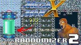 Mega Man X Randomizer Speedrun # 2
