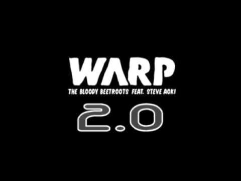 Afbeeldingsresultaat voor Bloody Beetroots & Steve Aoki - Warp 2.0