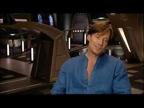 Andromeda Interview Kevin Sorbo