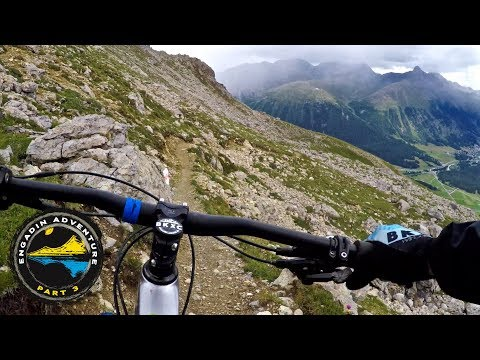 THIS IS RIDING | Mountain Biking Trais Fluors near Engadin St. Moritz