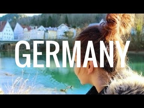 Backpacking Berlin & Bavaria GERMANY