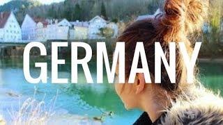 Backpacking Berlin & Bavaria GERMANY