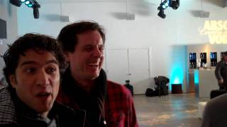 Sundance Day 2 - YouTube Press Conference with the Barnes Bros. (Homewrecker)