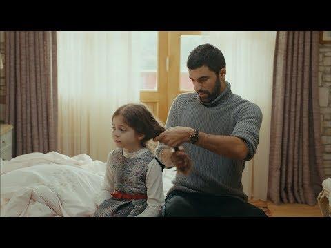 Дочь посла 2 серия - Санджар-эфе заплетает косы Мелек