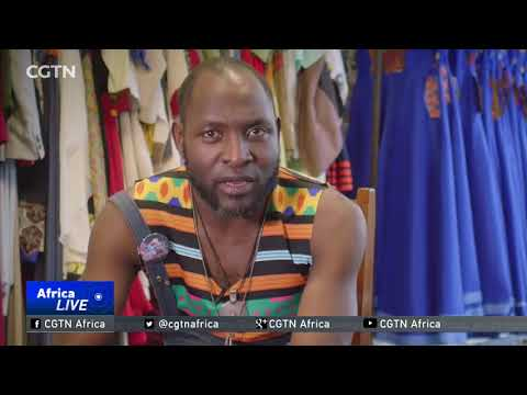 Congolese entrepreneur makes his mark on global fashion stage
