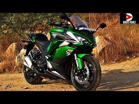 2018 Kawasaki Ninja 1000 Z1000SX First Ride Review #Bikes@Dinos