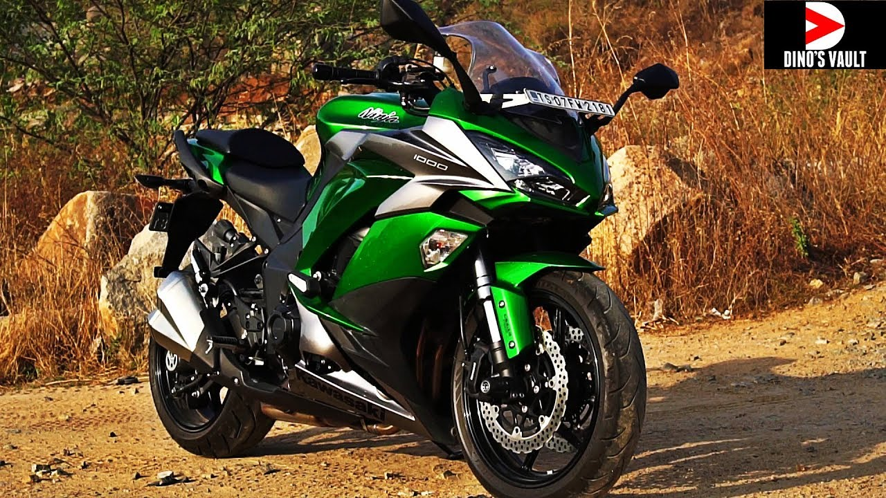 2018 Kawasaki Ninja 1000 Z1000sx First Ride Review Bikes At Dinos