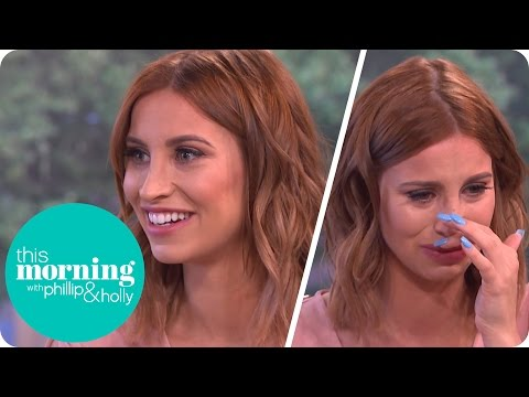 Pregnant Ferne McCann Is Overwhelmed by the Positive Public Support She's Received | This Morning