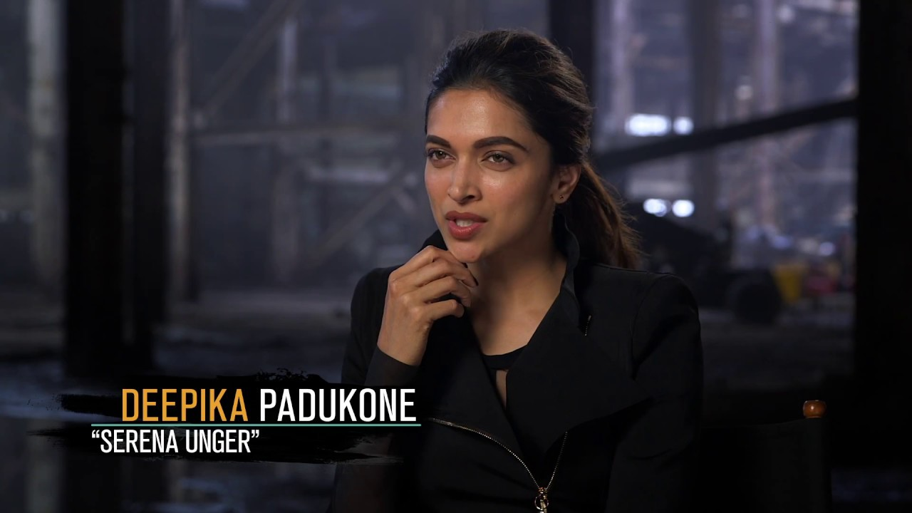 "xXx: Return of Xander Cage (2017)- ""Deepika Padukone"" Featurette- Paramount Pictures"