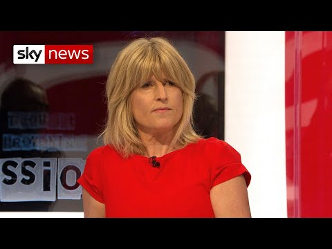 Rachel Johnson: My brother's comments were 'tasteless'