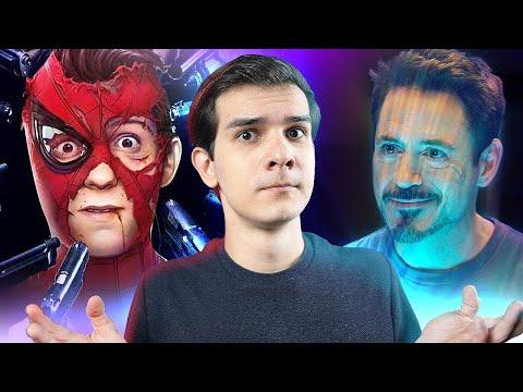 Название Человека-Паука 3 // Критика ВандаВижн // Возвращение Тони Старка