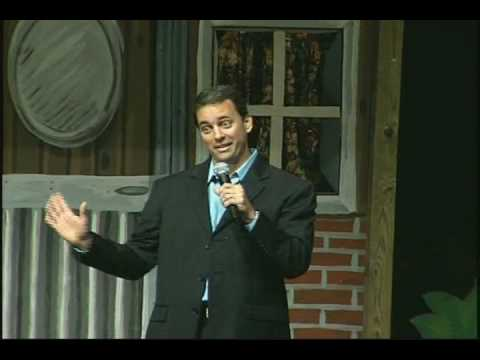 Cajun Comedian Kent Gonsoulin