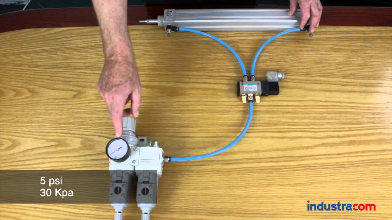 Possible Causes For An Air Cylinder To Lose Speed Or Force