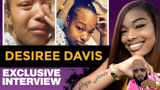 Exclusive | IG Model Desiree Davis Speaks Out About GoFundMe SCAM & ILLEGAL Injections And More!