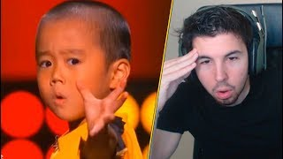 TOP 10 Niños MÁS FUERTES Del MUNDO! | Reaccionando