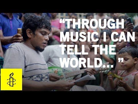 The Cox's Bazar Musician