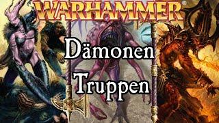 Truppen der Ruinösen Vier (Dämonen) | Warhammer Lore